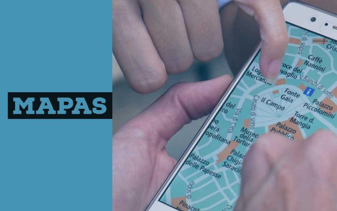 ¿Cómo ubicar tu stand o local en el mapa?