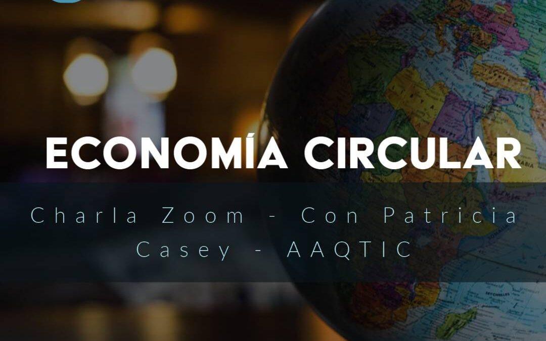 Charla Zoom – Economía Circular