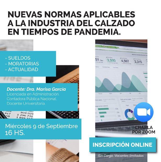 Nuevas normas aplicables a la Industria del Calzado Argentina en tiempos de pandemia