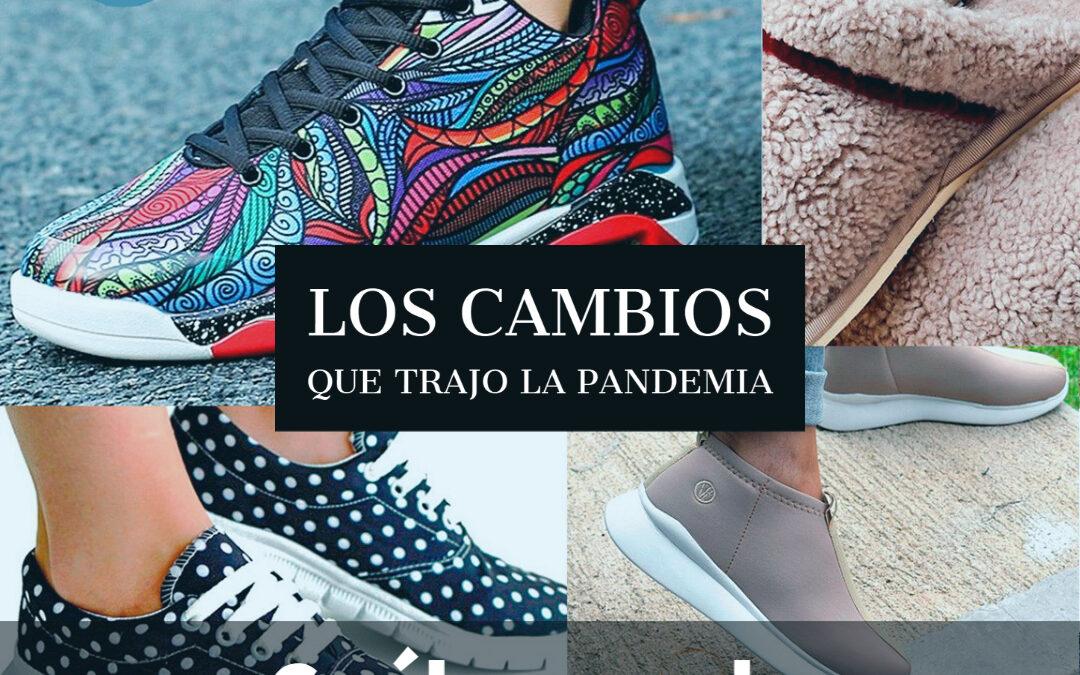 ¿Cuáles son los calzados más vendidos? Los cambios que trajo la pandemia