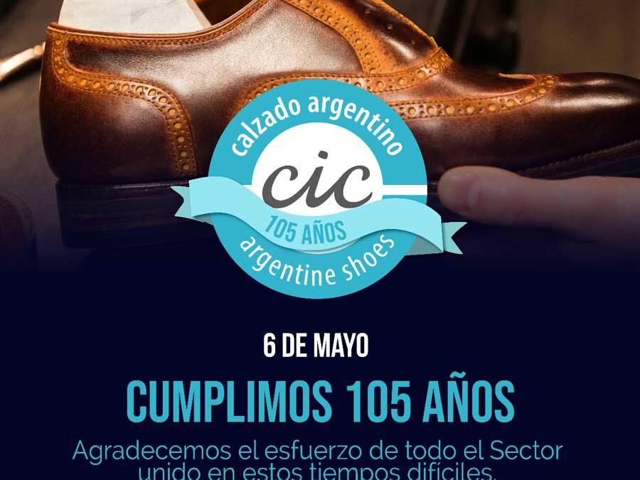 6 DE MAYO. CUMPLIMOS 105 AÑOS